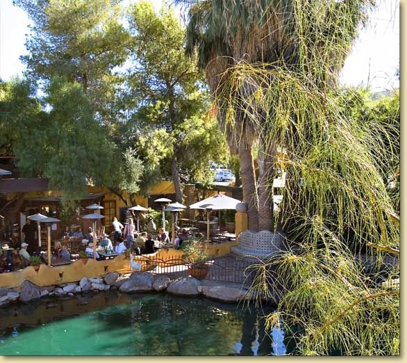 El Encanto in Cave Creek, AZ - one of my favorite restaurants of all time!!!