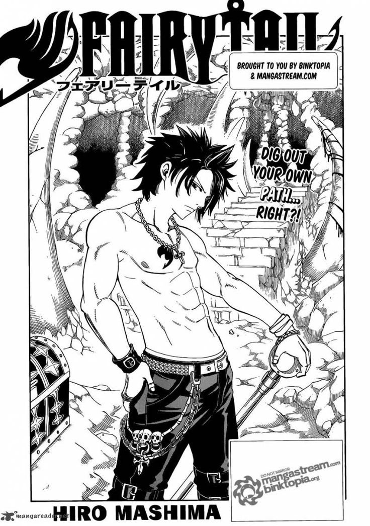 Fairy Tail 225 - Page 1