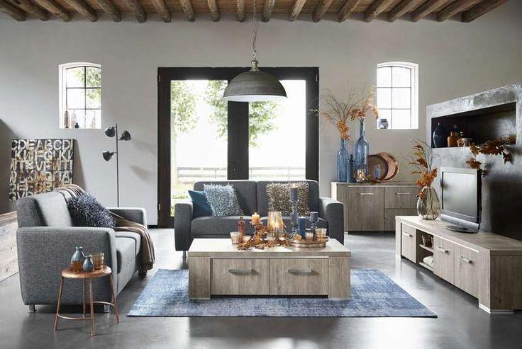 40 best images about pronto wonen banken on pinterest models tvs and 1 - Woonkamer met hoekbank ...