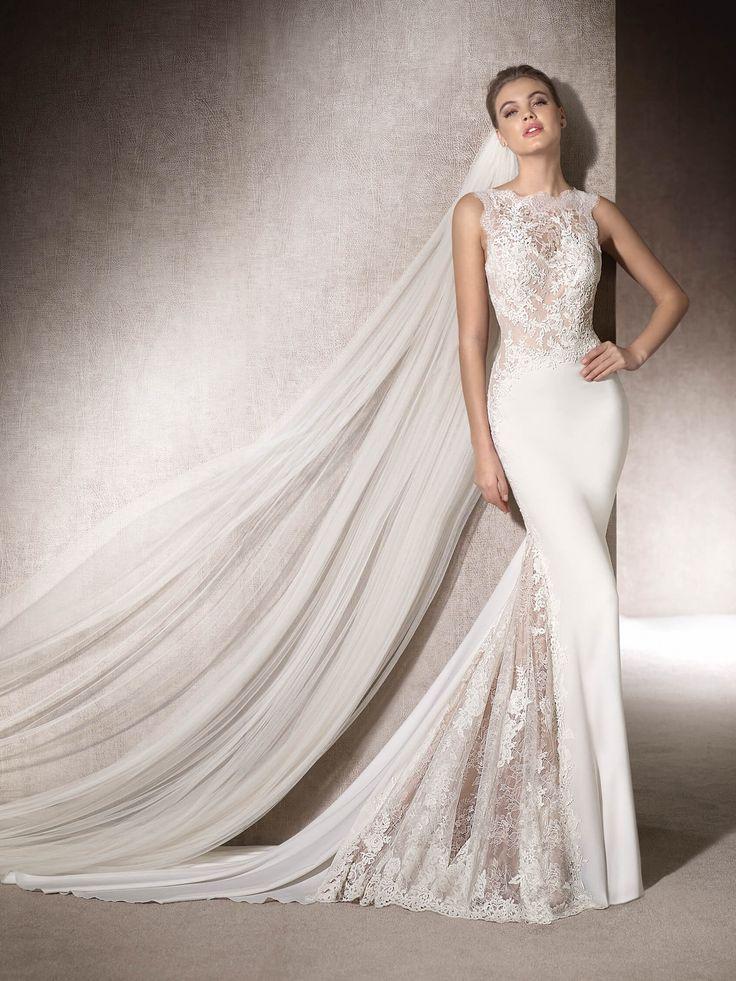 41 besten Wedding Dress Bilder auf Pinterest   Brautkleider ...