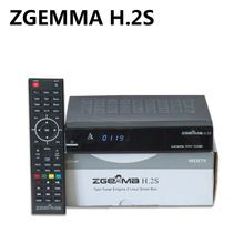 US $895.00 SZ 10Pcs ZGEMMA H.2S Twin Tuner DVB-S2 Dual Core Satellite Receiver Enigma 2 linux OS 2000DMIPS CPU BCM7362 Set TV Box. Aliexpress product