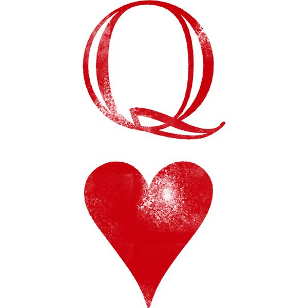 263 best Queen of Hearts images on Pinterest