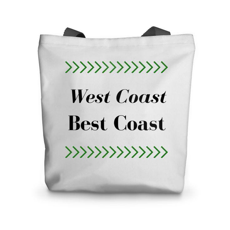 Best Coast Tote Bag
