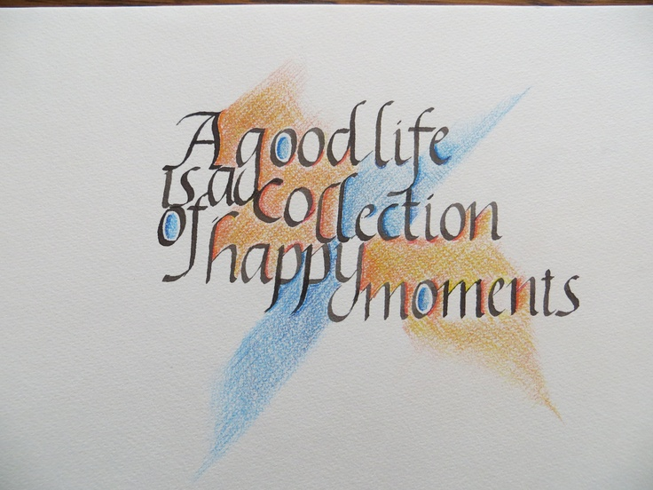 kalligrafie
