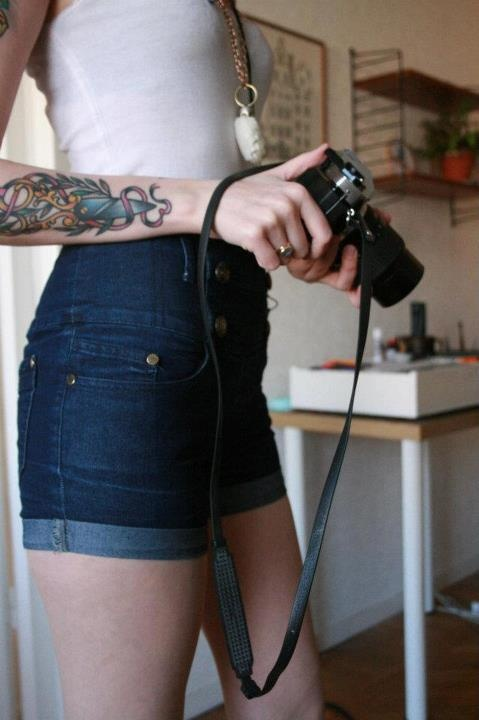 Scissors Tattoo