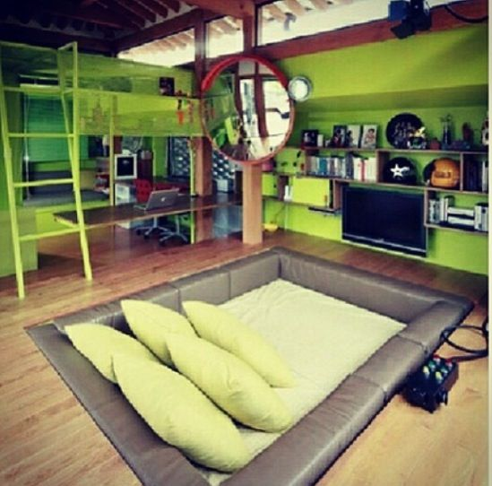 17 Best images about Bedroom designs on Pinterest   Hanging beds  Loft bed  plans and Trampoline room. 17 Best images about Bedroom designs on Pinterest   Hanging beds