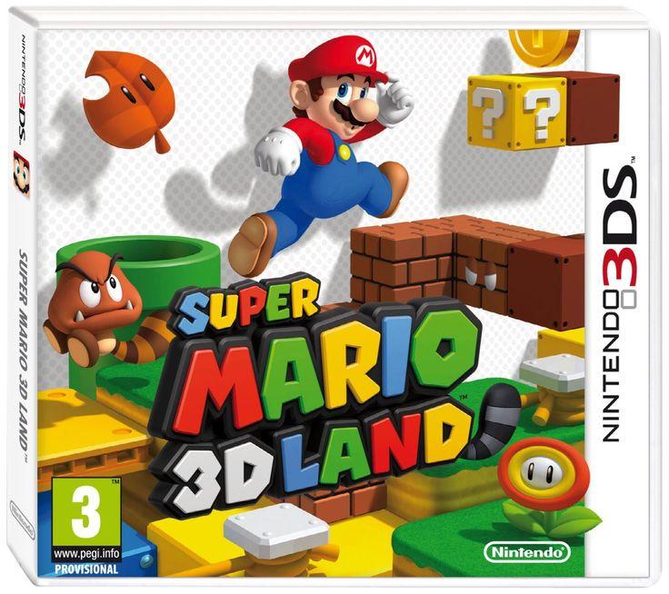 Super Mario 3D Land: Amazon.fr: Jeux vidéo