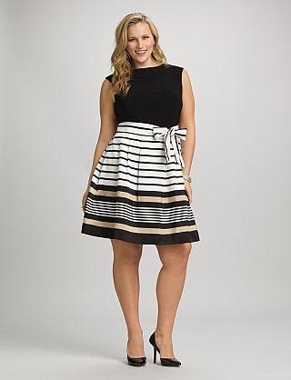 Plus size clothing dress barn