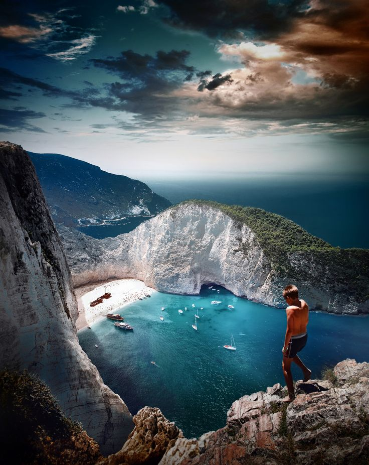 Back to Zante - Shipwreck Bay - Zakynthos - Greece