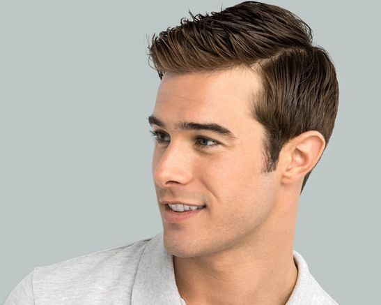 Men Hairstyles: 25+ Best Ideas About Tapered Haircut Men On Pinterest