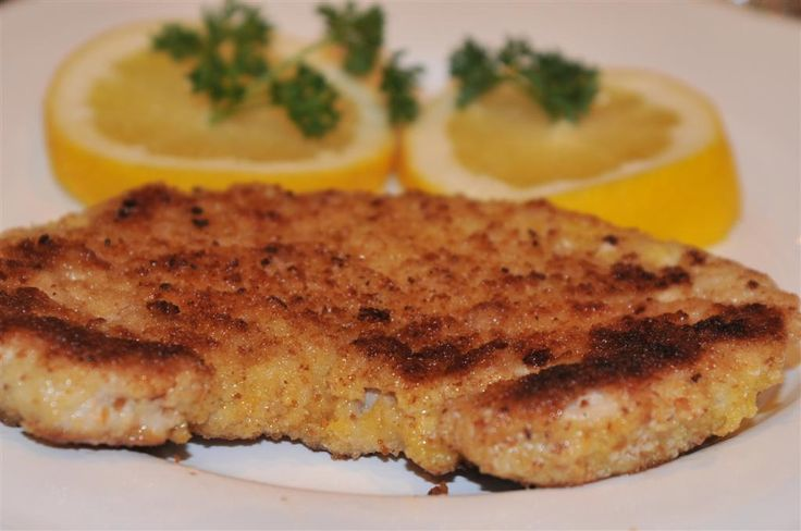 The original Wiener Schnitzel recipe - it has nothing to do with the US fast food hot dog chain - which is an insult! It is a German veal or pork dish.