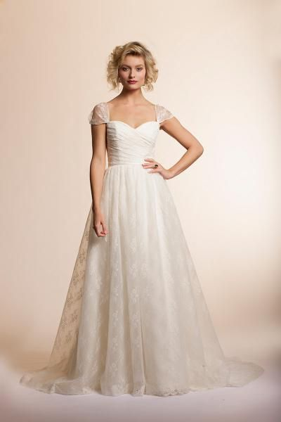 Amy Kuschel - Meadow Size 12 - Available at GIGI of Mequon in WI. www.gigiofmequon.com