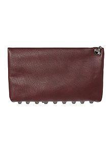 nicole studded pouchette