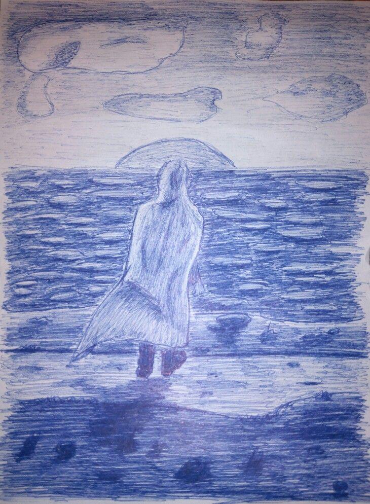 La soledad, el viaje que hace uno solo para encontrarse a si mismo.