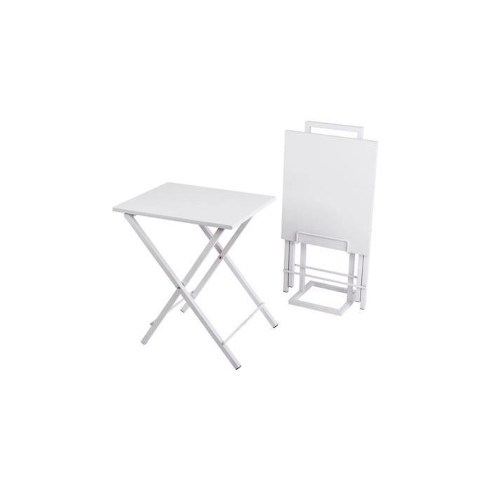 Les 25 meilleures id es concernant chaises pliantes en for Table d appoint pour canape