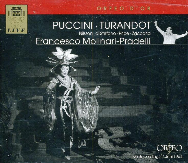 G. Puccini - Turandot Wien 1961