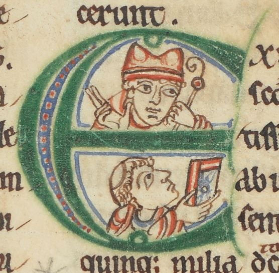 E with Orosius and Augustine? 'You told me to write, so I did. Quality of publication is your risk' http://www.bl.uk/manuscripts/FullDisplay.aspx?ref=Burney_MS_216&index=0 … #PolonskyPre1200
