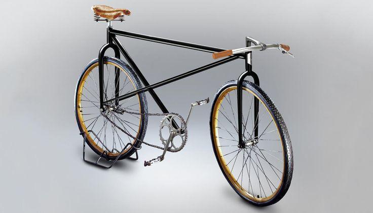 Два колеса и что-нибудь еще: Итальянский дизайнер превращает в 3D-модели кривые рисунки велосипедов — Meduza