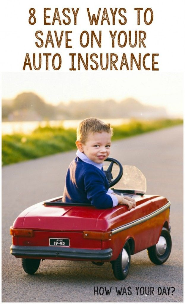 8 Really Easy Ways To Save Money On Your Car Insurance Life