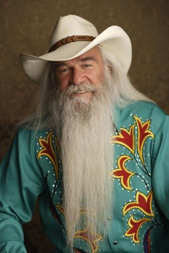 William Lee Golden - long tenured baritone singer in gospel turned country group, the Oak Ridge Boys.