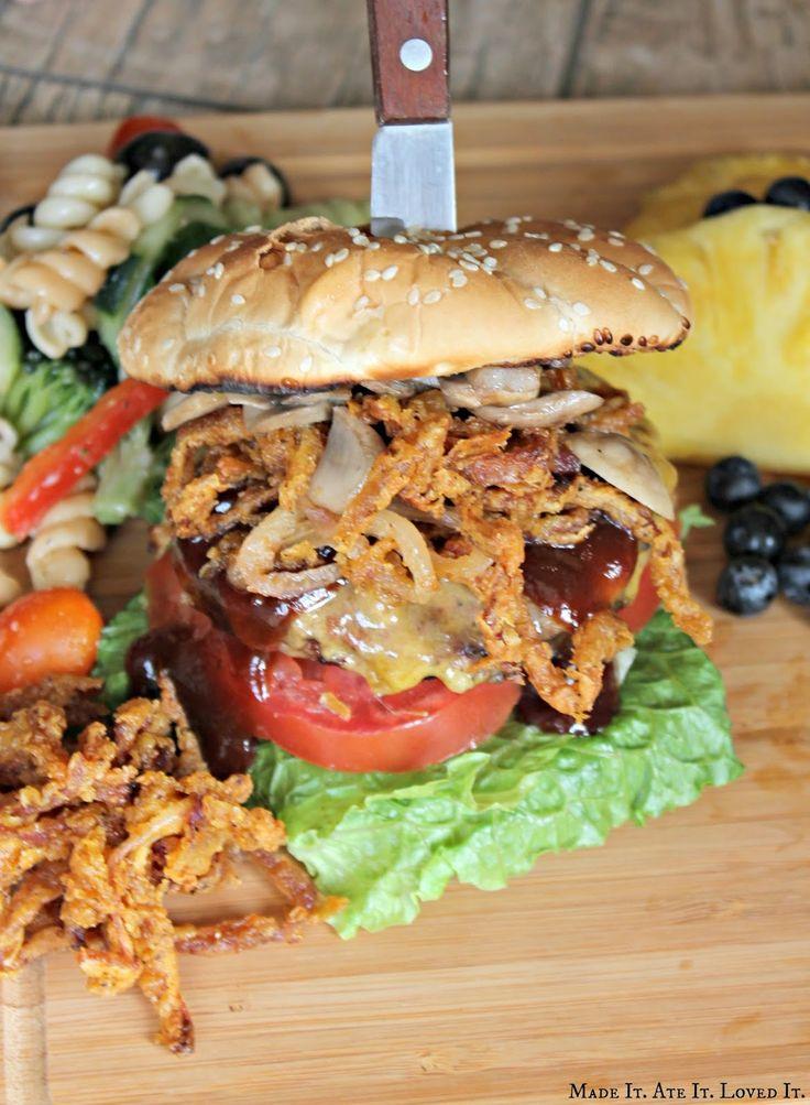 Burger seasoning recipes easy