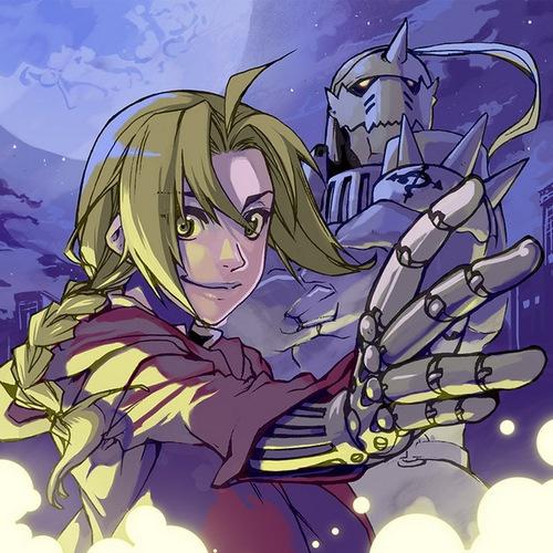 Fullmetal Alchemist (Ed X Al