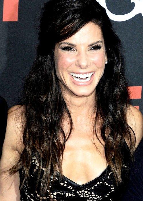 Sandra Bullock. such a beauty!  give me oscar or i bite you cinegeoff