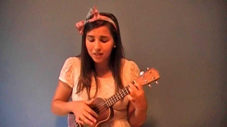 Disney Love song mesh up on the Uke!!!! Best ever!!!!