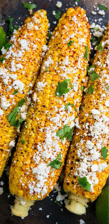 Butter Mayonnaise Sour Cream Chili Powder Cumin Powder Garlic Powder Red Chili Flakes Cilantr In 2020 Mexican Corn Street Corn Recipe Mexican Street Corn Recipe