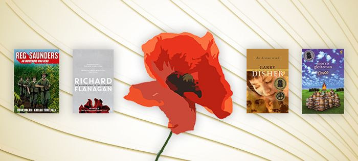 10 books to read on Anzac Day
