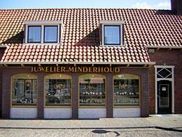 Juwelier Minderhoud in Westkapelle