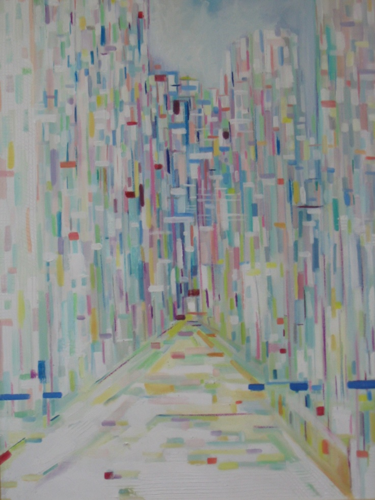 acryl/oil on canvas,50x70cm