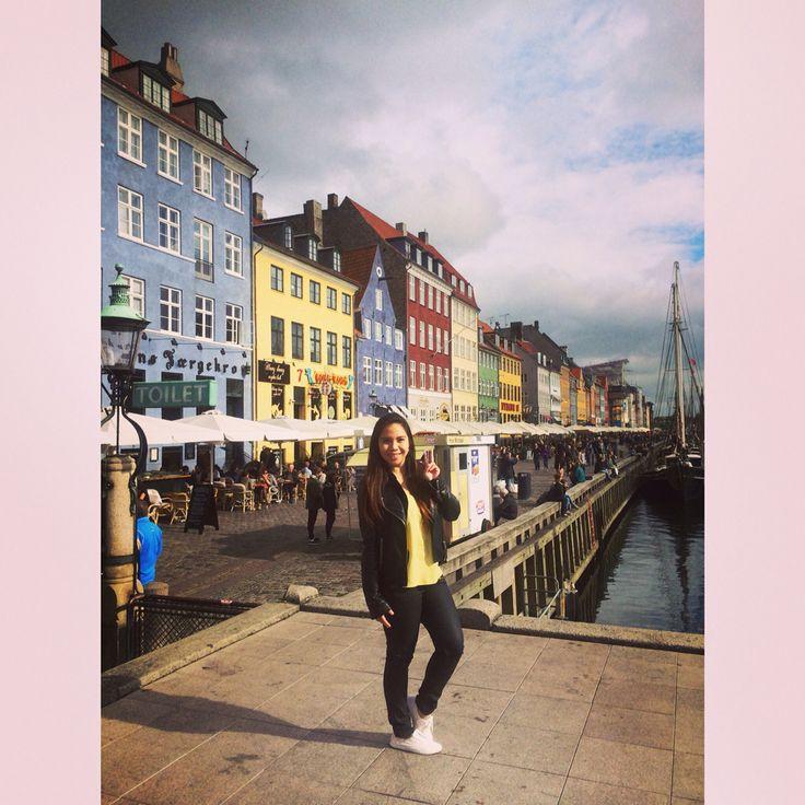 Nyhavn. Copenhagen, Denmark