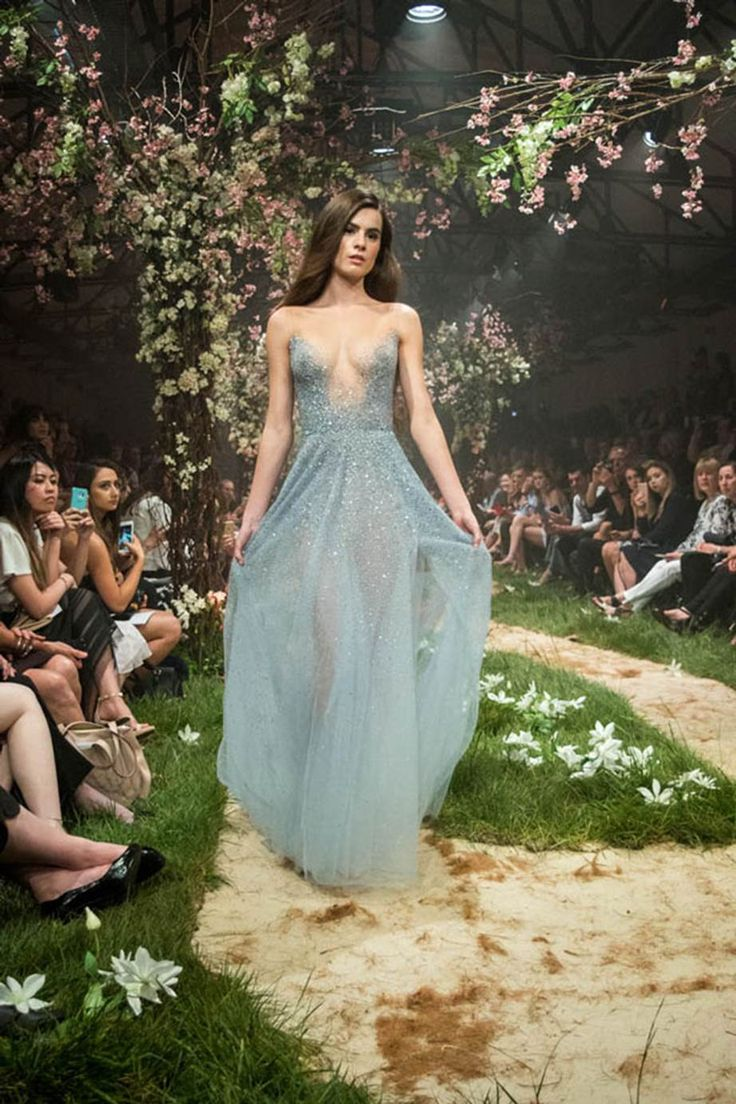 333 best Haute Couture images on Pinterest | Short wedding gowns ...