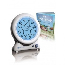 Gro Clock <---as soon as my son is old enough to understand this! We need to curb this 5:30 a.m. wake up situation!