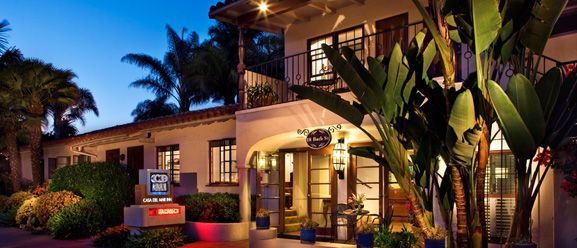 Casa Del Mar Inn in Santa Barbara
