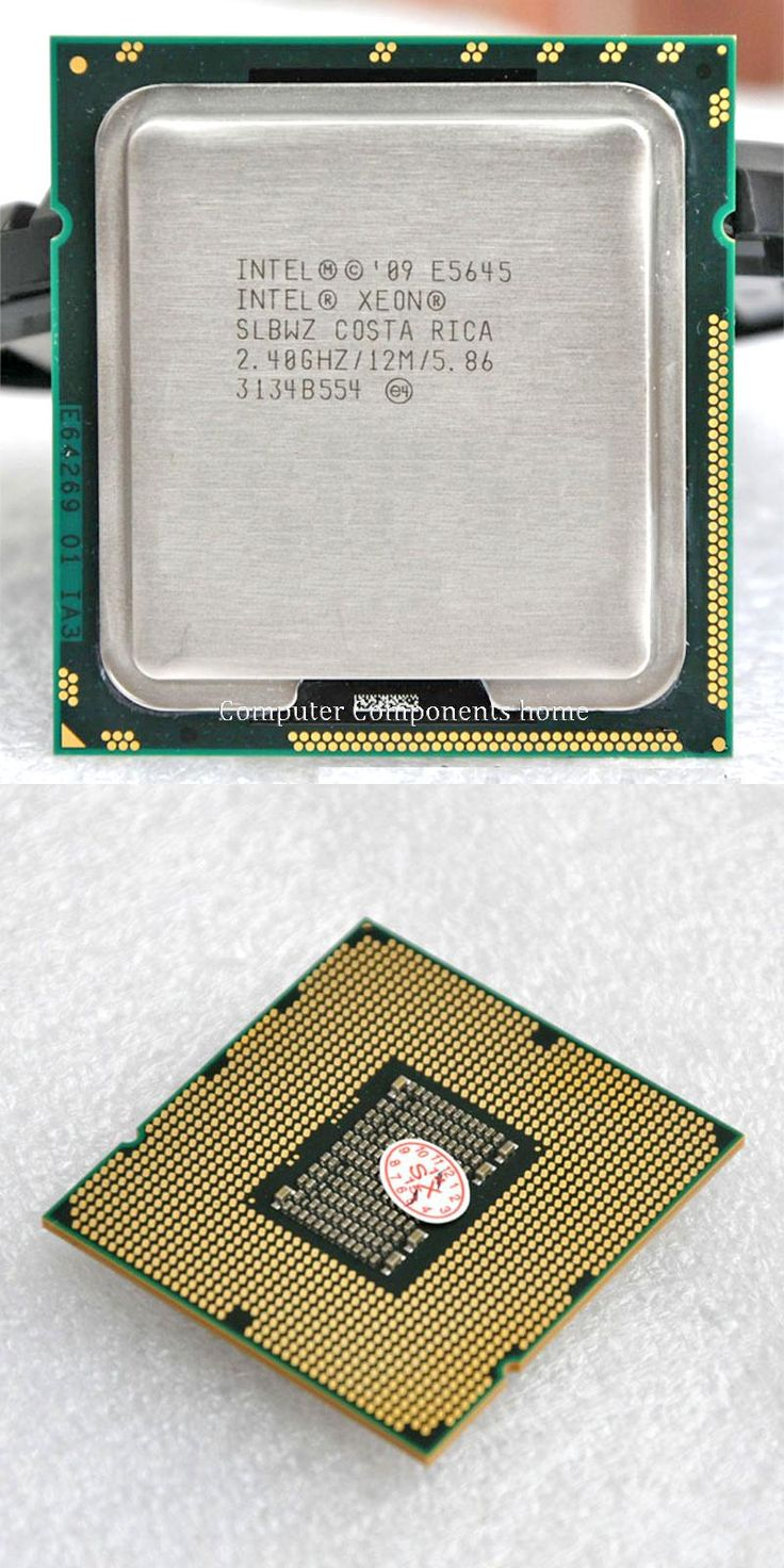 [Visit to Buy]   INTEL xeon E5645 processor CPU Six Core 2.4GHz  XEON LGA 1366 SCOKET TDP 80W 1 CPU warranty 1 year #Advertisement