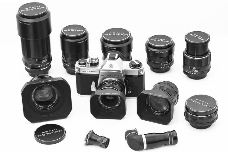 Read our review of the Pentax Spotmatic SPII