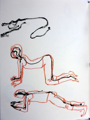 MHBD's Blog: Gesture drawing