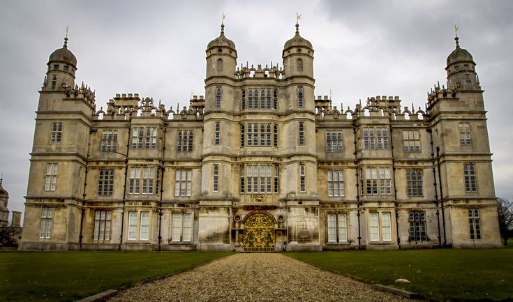 Burghley House, near Stamford, Lincolnshire, England. Burghley House 6