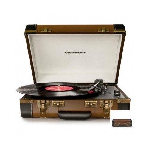 Vintage-Record-Player-Vinyl-Turntable-Portable-USB-Stereo-Music-MP3-CD-3-Speed
