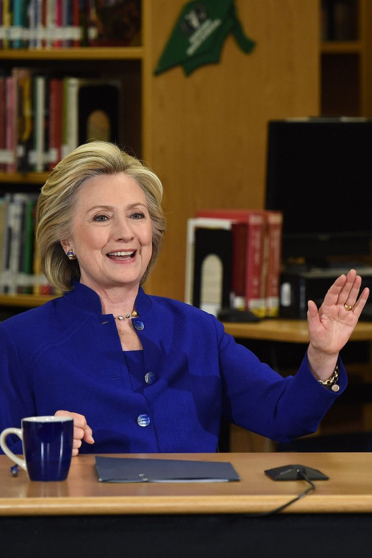 Hillary clinton goes big on immigration