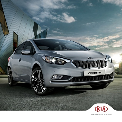 We're thrilled to announce that the 2013 Kia Cerato has arrived! #kia #auto #cars #cerato