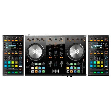 Native Instruments Traktor Kontrol S2 MK2 and D2 The Traktor Kontrol S2 is ultra-intuitive and all-in-one 2-deck DJ system for Traktor Pro 2 and Traktor DJ. All you need to start mixing the Kontrol S2 mkII contains the flagship Traktor Pro 2 softwar http://www.MightGet.com/january-2017-11/native-instruments-traktor-kontrol-s2-mk2-and-d2.asp