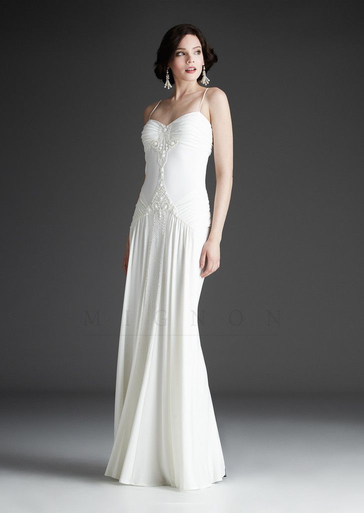 MIA Wedding Dress - WHITE COLLECTION – Roman & French - Leader in Bridal Jewellery, Hair Accessories and Wedding Gifts.