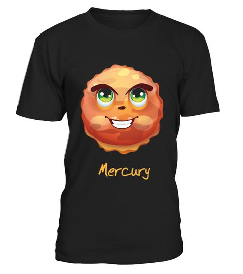 # Cartoon Planet Mercury Space Science Astronomy T shirt .    COUPON CODE    Click here ( image ) to get COUPON CODE  for all products :      HOW TO ORDER:  1. Select the style and color you want:  2. Click Reserve it now  3. Select size and quantity  4. Enter shipping and billing information  5. Done! Simple as that!    TIPS: Buy 2 or more to save shipping cost!    This is printable if you purchase only one piece. so dont worry, you will get yours.                       *** You can pay the…