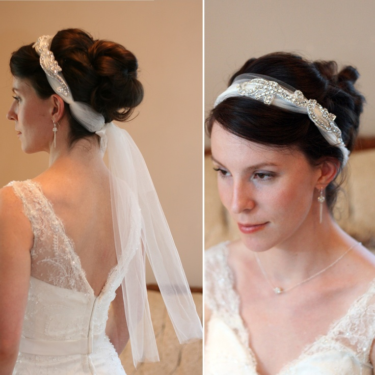 Inspired Elegant Unique This Headband Is Perfect For The Bride In Search Of Something That Will Stand Out Beyond Traditional Veil