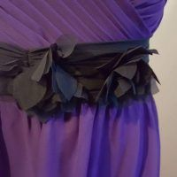 Cadburys purple size 20 Bridesmaid dress - Aylsham - Prom dresses/Bridesmaids dresses - Show Ad - Your Little Secret | Bridal shop Hampshire | Designer wedding gown