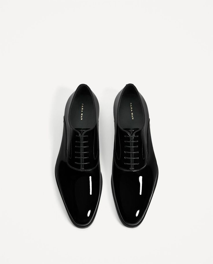 Image 5 of PATENT LEATHER SHOES from Zara