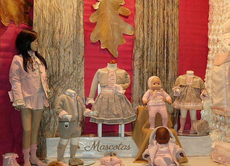 .#escaparates #otoñoinvierno #modainfantil #moda